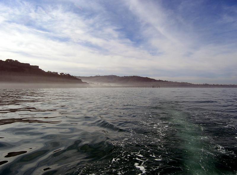 Dive Site: Scripps Pier