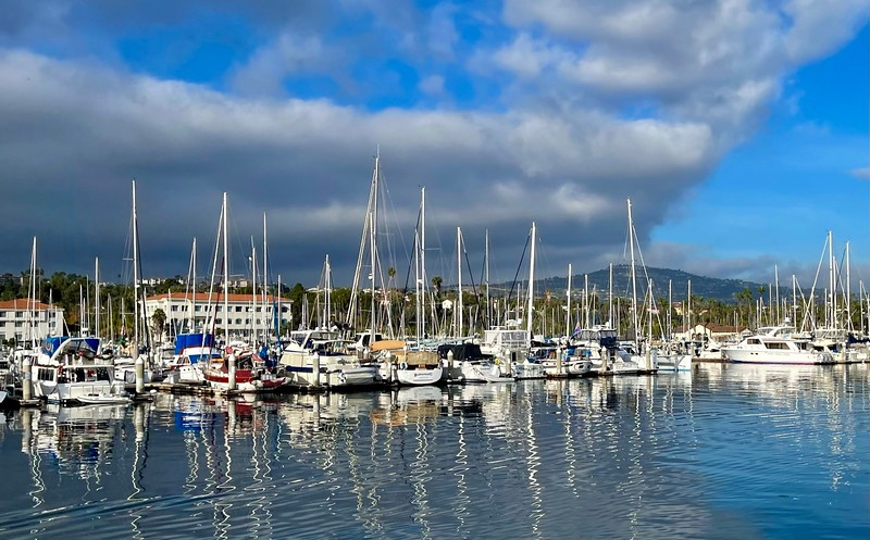 Cabrillo Way Marina<br /> Los Angeles Harbor, San Pedro, California<br /> December 12, 2020
