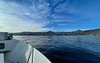 Approaching Willow Cove, Catalina<br /> The Giant Stride<br /> January 2, 2021