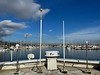 Giant Stride, approaching Cabrillo Way Marina<br /> Los Angeles Harbor<br /> December 12, 2020