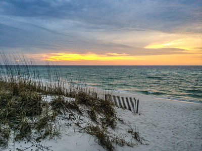 Pensacola Beach Sunrise