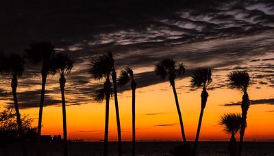 Tempestuous Sunset
