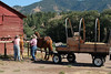 Wagon ride<br /> Hilger Ranch