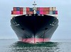 Narrowly missed being crushed by this massive container ship.<br /> Huntington Beach, CA<br /> May 1, 2021
