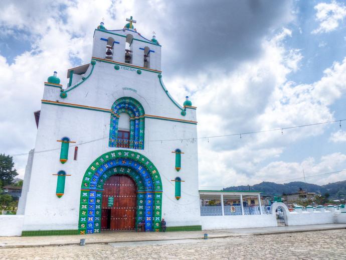 church san juan chamula