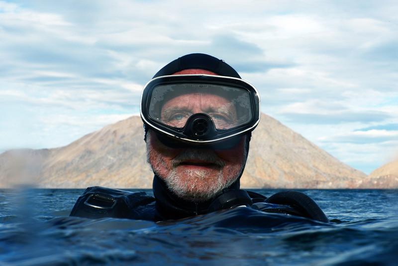 Hans Bertsch<br /> La Gringa, Bahia de Los Angeles, Baja, Mexico.
