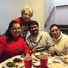 Flora, Rosa, Lalo & Olga<br /> Tijuana, Mexico<br /> Christmas Day 2015