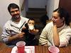Lalo, Lalito & Olga<br /> Christmas Day, 2015<br /> Tijuana, Mexico