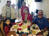 Great grandmother, Chanita, with family<br /> Christmas Day, 2015<br /> Tijuana, Mexico