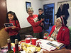 Ivette, Rosa, Lalito & Chanita<br /> Christmas Day, 2015<br /> Tijuana, Mexico
