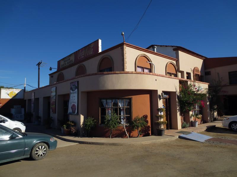 Restaurant Misión Santa Ysabel<br /> San Quintin