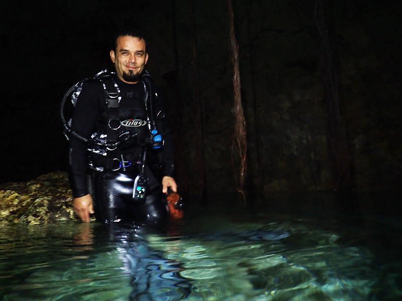 Daniel<br /> Tajma Ha Cenote