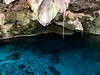 Entrance to Dos Ojos Cenote