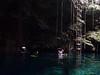 Scott & Juan<br /> Tajma Ha Cenote