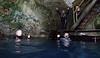 Sarah, Daniel & Scott<br /> Dos Ojos Cenote