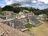 The Twin Temples<br /> Ek Balam, Yucatan