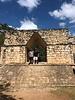 Entrance<br /> Ek Balam, Yucatan<br /> Photo by Casimiro