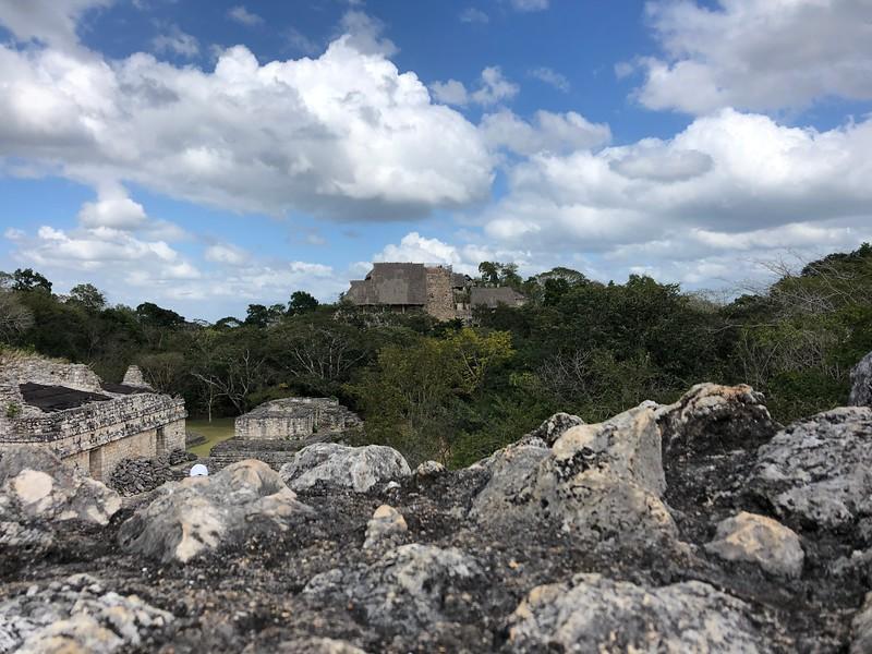Acropolis<br /> Ek Balam, Yucatan