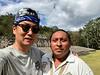 Casimiro, our official guide at Ek Balam, Temozón, Yucatan