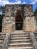 Entrance<br /> Ek Balam, Yucatan