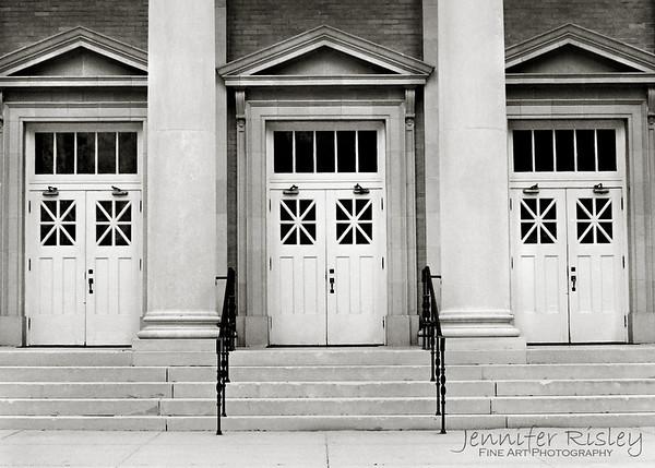 Fulton Chapel Doors