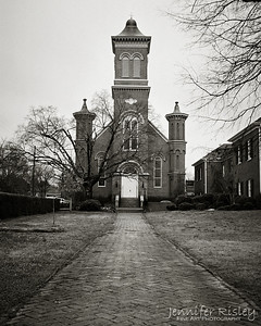 First Presbyterian Church: Oxford, MS