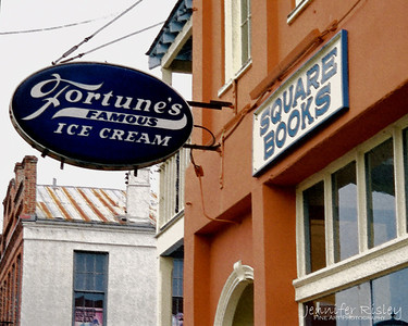 Fortune's & Square Books