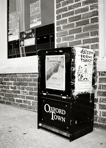 Oxford Town Bin: Oxford, MS