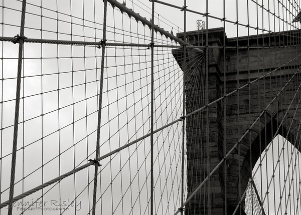 Brooklyn Bridge Corner Detail