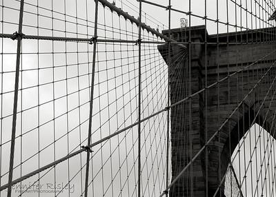 Brooklyn Bridge Corner Detail