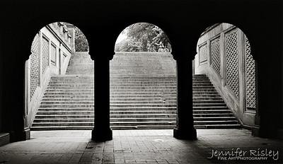 Bethesda Terrace Arches