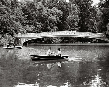 Canoeing Couple, Bowbridge