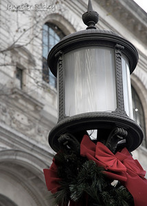 Lantern with Bow