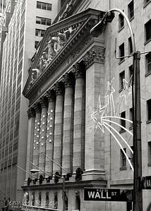 NYSE at Christmas