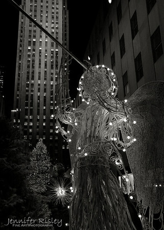 Rockefeller Angel & GE Building