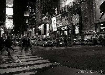 Times Square Crosswalk