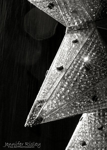 Swarovski Crystal Star Detail