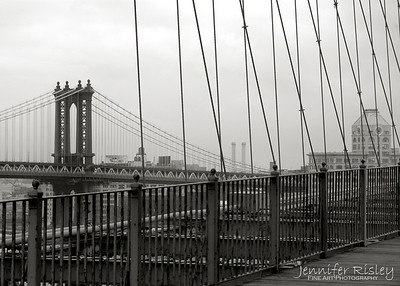 Manhattan Bridge and Brooklyn