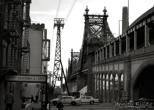 Queensboro Bridge at 1st Avenue