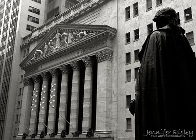 NYSE, George Washington