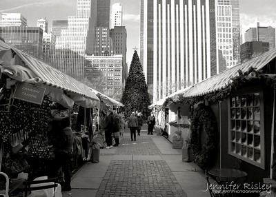 Bryant Park Holiday Fair
