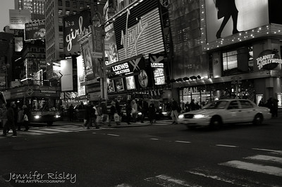 Times Square Intersection