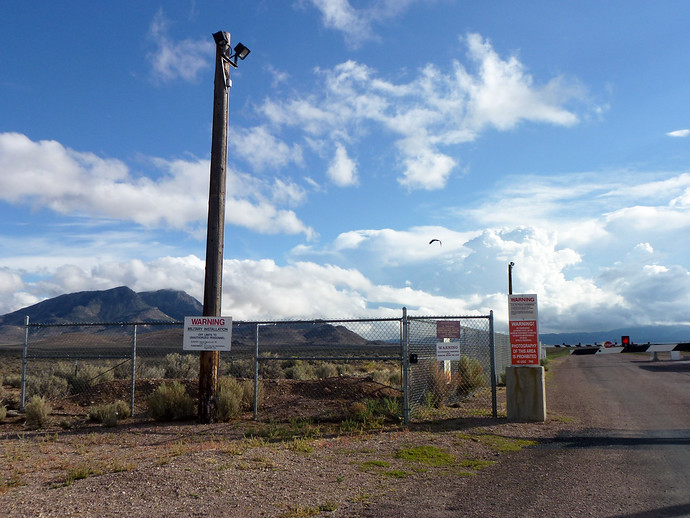 area 51 groom lake back gate