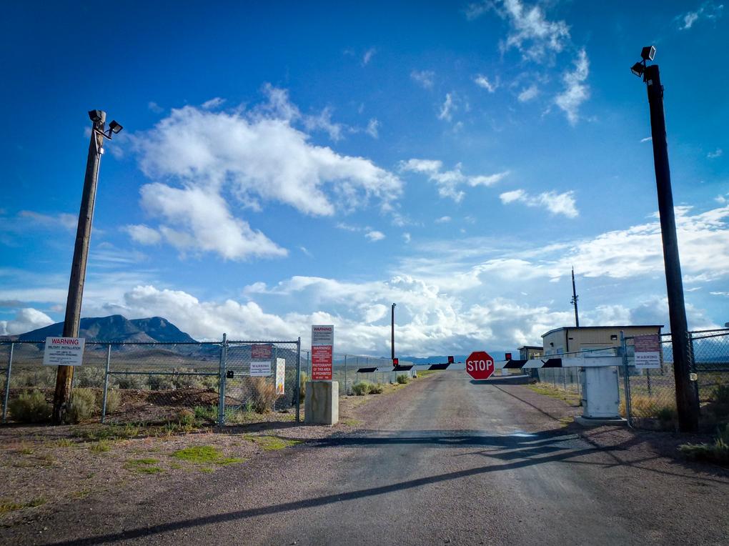 area 51 back gate