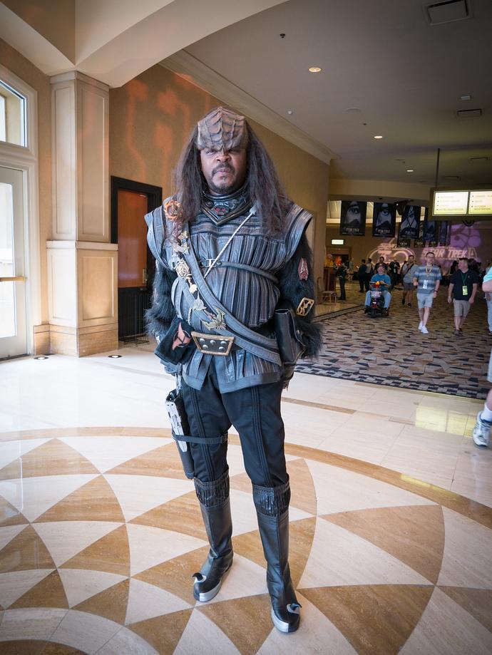 klingons las vegas