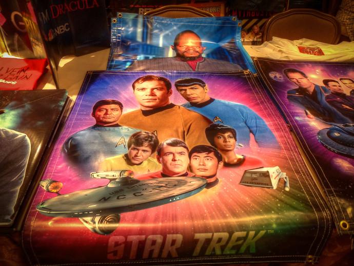 star trek original series poster