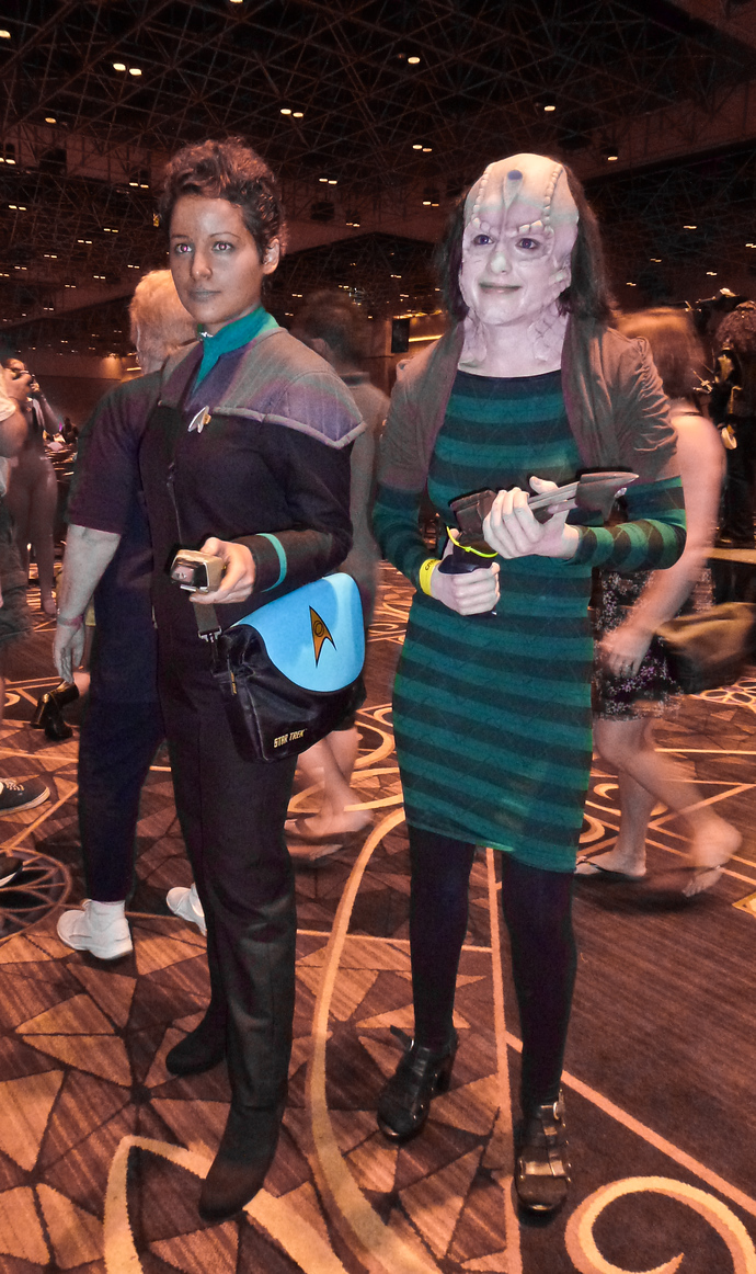 star trek las vegas 2014 cardassian