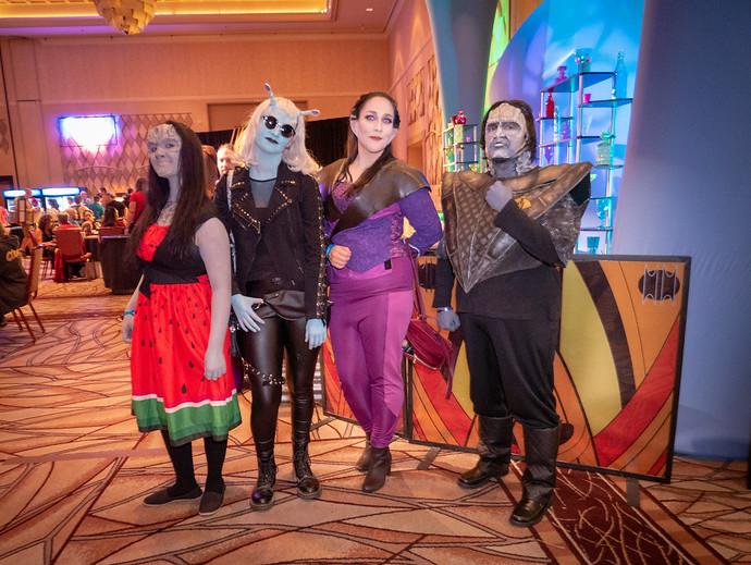 cardassian andorian vorta cosplay