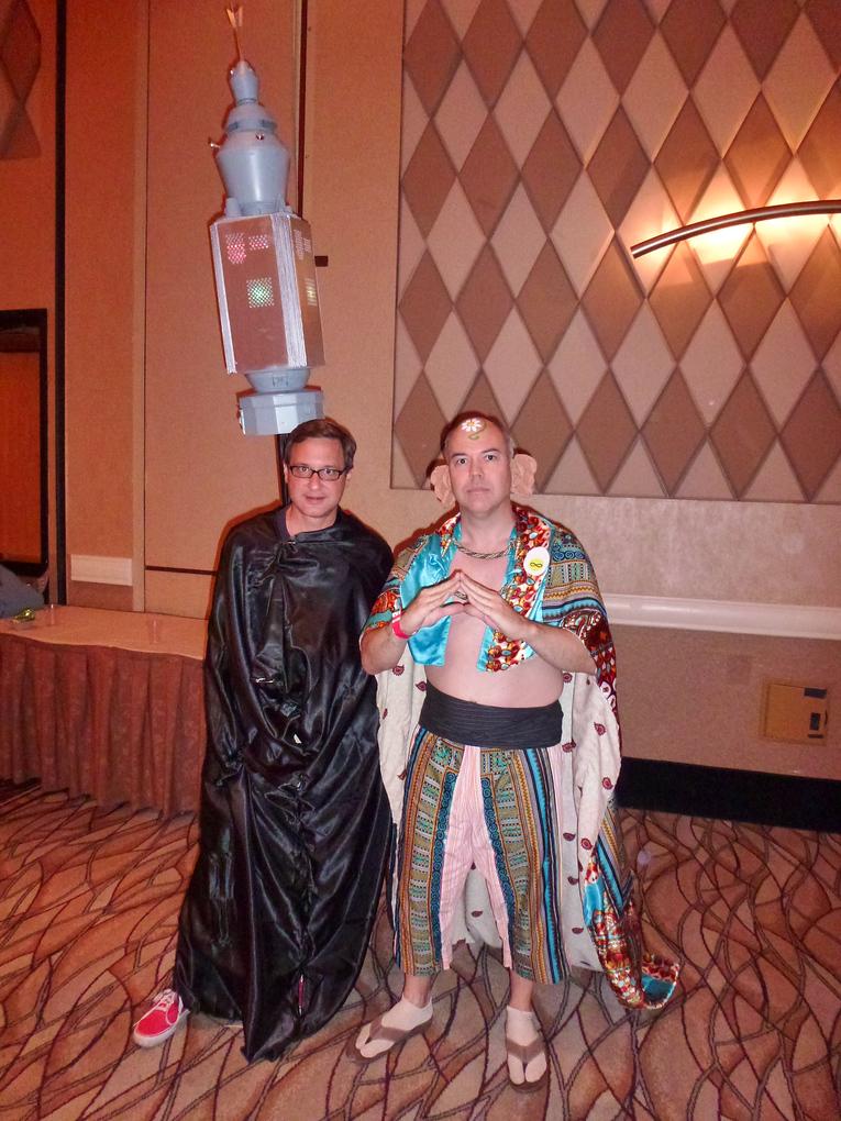 dr. severn star trek las vegas 2013