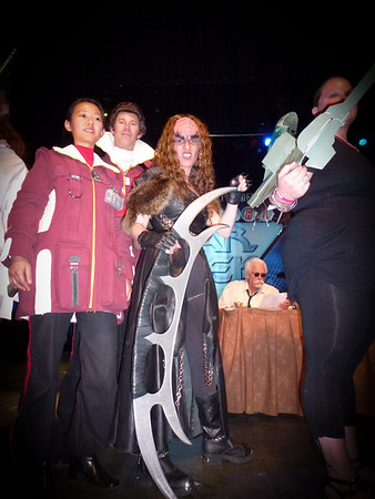 klingon female warrior
